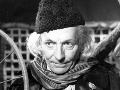 William Hartnell the first Doctor